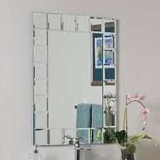 bathroom frameless mirrors bathroom frameless mirror bathroom mirrors lowes lowes small