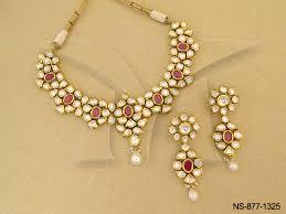necklace sets design images Kundan necklace sets ruby design kundan necklace sets kundan jpg
