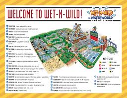 Utep Map Wetnwildwaterworldparkmap El Paso I Love This Town