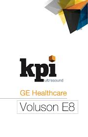 Ge Voluson E8 Price Versions And Hd Live Kpi Healthcare