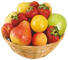 fruits in wicker bowl png clipart best web clipart