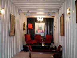 shipping container interior walls homesinteriorideas dimensions