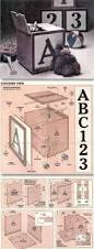 Small Toy Box Plans by 144 Best Wooden Toy Plans Images On Pinterest Wooden Toy Plans
