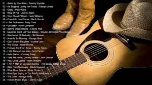 best country songs of all time classic country songs best