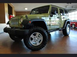 green jeep rubicon unlimited 2013 jeep wrangler unlimited freedom edition 6 speed manual 4 door