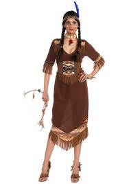 native american tribe princess costume for women