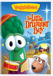 veggie tales raising and the drummer boy idol chatter