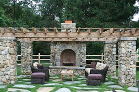 design ideas backyard designs with the partial stone and partial