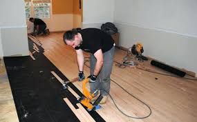 Installing Prefinished Hardwood Floors How To Install Hardwood Flooring Installing Prefinished