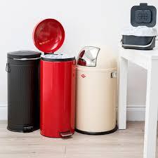 designer kitchen bins u2013 deluxe kitchen recycling bin home design