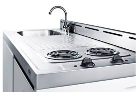 All In One Kitchen Sink And Cabinet by C48el In By Summit In Newark Nj 48