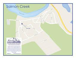 Green Bay Map Sonoma Coast Area Maps Sonoma Coast Rental Homes