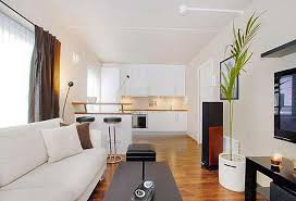 interior design for small living room and kitchen fair interior design for small spaces living room and kitchen with