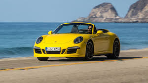 porsche strosek porsche 911 carrera gts cabriolet 2015 review by car magazine