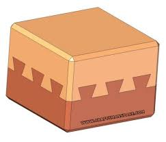Free Wooden Puzzle Box Plans by Impossible Dovetail Joint Puzzle Plans