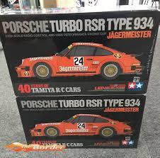 jagermeister porsche 935 tamiya porsche 934 jagermeister ta02sw limited edition kit 84431
