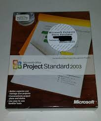 Microsoft Office Ebay by Microsoft Office Project 2003 Standard Full Version Licensed For