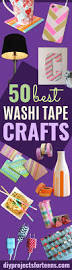 50 best washi tape crafts diy projects for teens