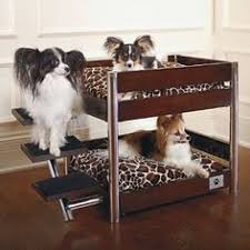 Bunk Bed For Dogs Dog Bed From End Table Recycled Repurposed Reuse Pinterest