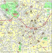Satellite View Maps Milan Map Milano Virtual Interactive 3d Aerial Graphical