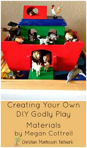 creating your own diy godly play materials by megan c