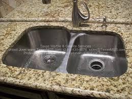 new venetian gold granite countertops in mckinney texas demi bullnose dallas granite stainless steel undermount sink