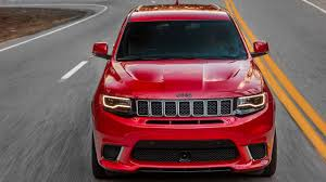 jeep station wagon 2018 jeep grand cherokee trackhawk the fastest jeep yet cars co za