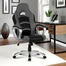 white reclining office chair computer chair with ottoman petite