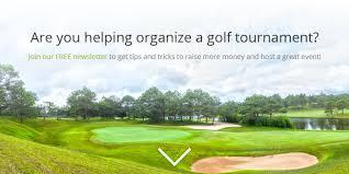 Golf Tournament Sign Up Sheet Template Golf Tournament Management And Registration Software Event Caddy