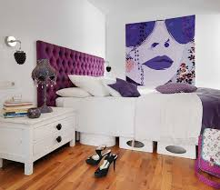 Purple Interior Design by Color Guide How To Work With Plum