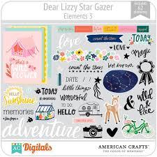 dear lizzy star gazer ac digitals