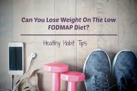 can you lose weight on a low fodmap diet a little bit yummy