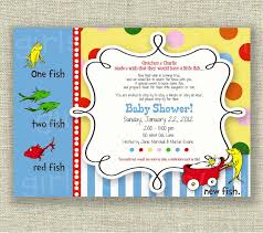 How To Make Baby Shower Invitation Cards Dr Seuss Baby Shower Invitations Kawaiitheo Com