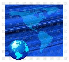 World Map Globe by Globe And World Map Background Vector Image 75422 U2013 Rfclipart