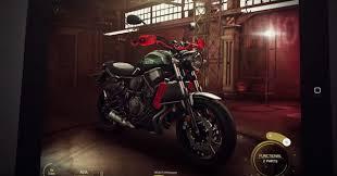 yamaha launches my garage bike customization app autoevolution yamaha my garage app yamaha my garage app