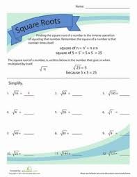 square root worksheets free worksheets library download and
