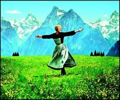 Sound Of Music Meme - these are a few of my favorite things about spring