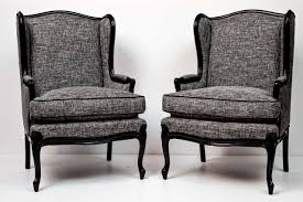 Leather Wing Back Chairs Furniture Traditional Wingback Chairs Leather Wing Back Chairs