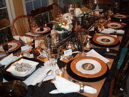 dining delight harley davidson tablescape