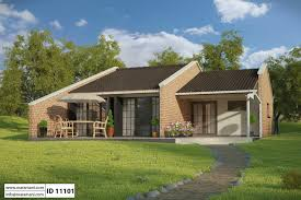 floor plan 1 bedroom id 11101 house designs by maramani