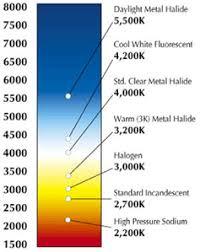 article led lighting color temperature volt lighting