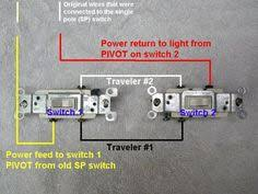 3 way switch single pole double throw or spdt how to wire a