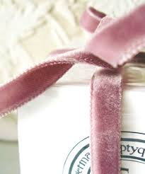 pink velvet ribbon pink italian df velvet ribbon 3 8in x 11 5