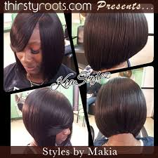 invisible part hair style invisible part bob hairstyle thirstyroots com black hairstyles