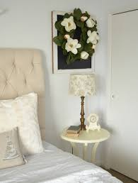 Guest Room Decor by Cozy Guest Bedroom Refresh