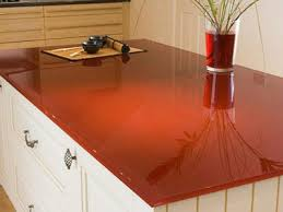 Paint For Kitchen Countertops The Pros U0026 Cons Of Glass Countertops