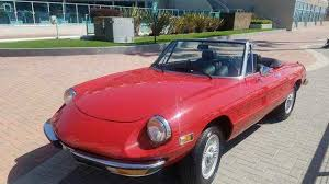 classic alfa romeo sedan 1979 alfa romeo spider for sale near azusa california 90292