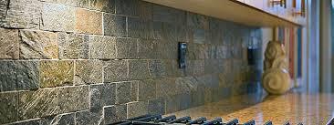 slate backsplashes for kitchens slate backsplash ideas for the kitchen home kikiscene