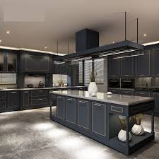 what color are modern kitchen cabinets grey color luxury modern design melamine wooden