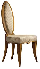 high cameo back upholstered contemporary italian style dining chair